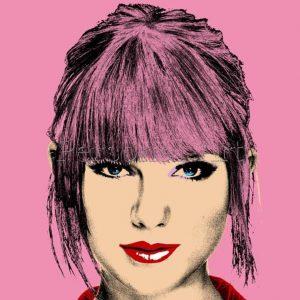 Andy Warhol's Celebrities Portrait Styles